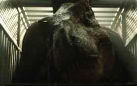 Le Tyrannosaure s'éveille dans le nouveau teaser de Jurassic World : Fallen Kingdom