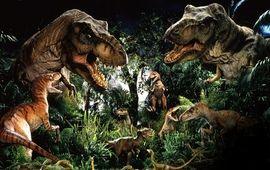 Jurassic World 2 : deux personnages emblématiques font leur grand retour en image !