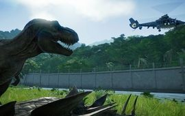 Jurassic World : Evolution - le jeu qui fera de vous John Hammond