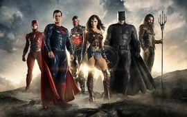 Justice League : Zack Snyder publie la photo d'une scène coupée du film avec Cyborg