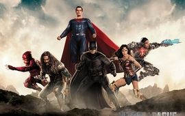 Justice League ose la couleur dans de nouvelles affiches un brin rétro