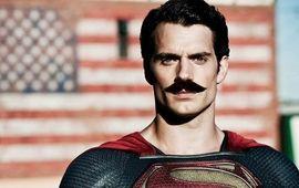 Justice League : on connaît enfin les vrais responsables de la moustache de Superman