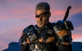 Justice League : avant le Snyder Cut, Deathstroke a failli rejoindre un autre film DCEU