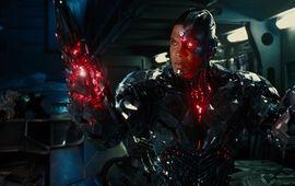 Justice League : une nouvelle image du Snyder Cut montre que la scène la plus importante de Cyborg a été jetée