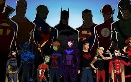 DC et Warner vont lancer une nouvelle chaine dédiée exclusivement à leurs super-héros