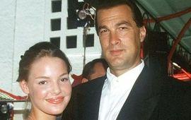 Katherine Heigl révèle que Steven Seagal l'a draguée... quand elle avait 16 ans