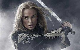 Keira Knightley est enfin de retour dans la bande-annonce japonaise de Pirates des Caraibes 5