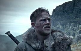 Le King Arthur joue avec sa grosse épée dans le nouveau teaser du film de Guy Ritchie