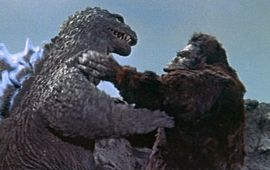 King Kong contre Godzilla : le premier round stupide de l'affrontement des deux titans