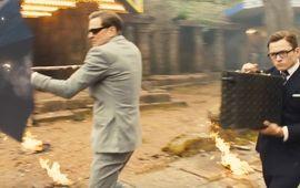 Kingsman 2 : un making-of dévoile les incroyables effets spéciaux des scènes d'action du film