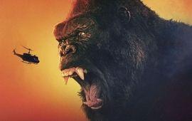 Kong Skull Island dévoile une scène coupée au LSD