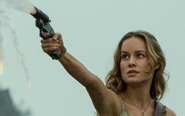 Brie Larson en a marre des critiques de cinéma blancs