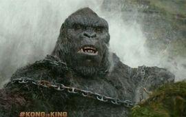 Kong se déchaîne dans de nouvelles photos sauvages de Skull Island