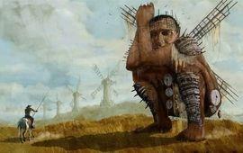 L'homme qui tua Don Quichotte : Terry Gilliam et Jonathan Pryce se dévoilent dans une première photo