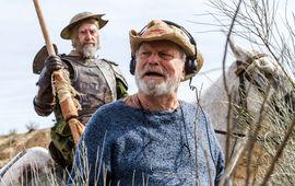 Don Quichotte : nouveau coup dur pour Terry Gilliam qui perd les droits de son film