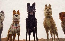 L'île aux chiens : critique qui donne la patte et qui va chercher