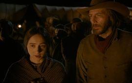 La Ballade de Buster Scruggs : selon Zoe Kazan, le western des Coen ne devait pas être une mini-série Netflix