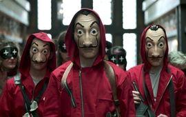 Après la Casa de Papel, Netflix prépare une nouvelle série de braquage avec un chouette casting