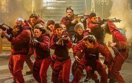La Casa de papel sur Netflix : l'équipe de la série raconte l'éprouvant tournage de la saison 5