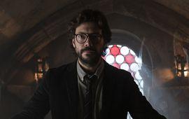 La Casa de Papel saison 5 : l'interprète du Professeur a peur que la série ne s'arrête jamais