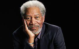 La Chute De Londres : Morgan Freeman assume d'avoir fait le film pour gagner plein de dollars
