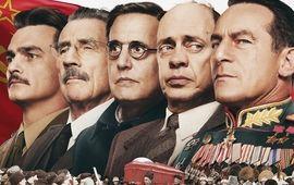 La Russie interdit la sortie du film La Mort de Staline avec Steve Buscemi