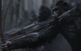 La Planète des Singes : Suprématie balance une nouvelle affiche et un trailer final dantesques