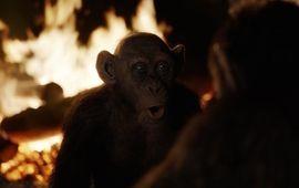La planète des singes : Suprématie - l'ambiance s'assombrit dans un extrait inédit