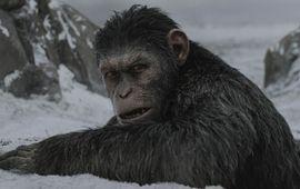 Le dernier trailer de La Planète des singes : Suprématie est impressionnant mais c'est un condensé de SPOILERS