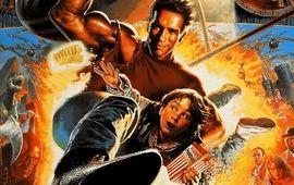 Pour Arnold Schwarzenegger, Last Action Hero s'est planté à cause du Président Bill Clinton