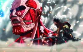 Marvel et L'Attaque des Titans se sont rencontrés et ce n'est pas une blague