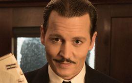 Le Crime de l'Orient Express : le face-à-face tendu entre Michelle Pfeiffer et Johnny Depp