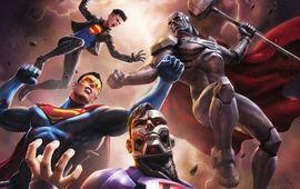 Le Règne des Supermen : critique multi héroïque