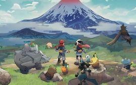 Légendes Pokémon : Arceus – la bande-annonce à la Breath of the Wild promet le braconnage ultime
