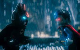Lego Batman se paie la fiole de Batman v Superman dans son nouveau trailer