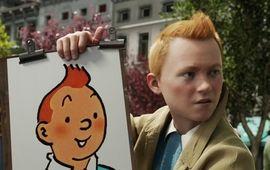 Tintin : un nouveau film... en France, sans Spielberg et Peter Jackson