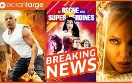 Eternals : une bande-annonce Marvel(euse) Fast & Furious 9 cartonne, Superman chez Highlander