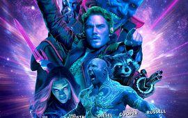 Le poster Imax des Gardiens de la Galaxie 2 est une merveille de délire fluo et flashy !
