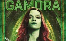 """Zoe Saldana annonce que Les Gardiens de la Galaxie vont """"régner"""" sur Avengers : Infinity War"""