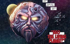 Les Gardiens de la Galaxie 2 : Des jouets dévoilent l'apparence d'Ego, la planète vivante