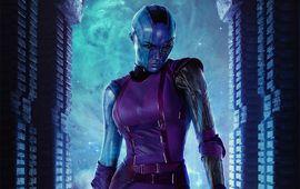 Karen Gillan se confie sur le retour de Nebula dans les Gardiens de la Galaxie 2