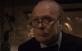 Les Heures sombres : Gary Oldman est totalement possédé par Churchill dans la nouvelle bande-annonce