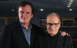 Après les Huit Salopards, Quentin Tarantino travaillera à nouveau avec le légendaire Ennio Morricone