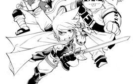 Les Légendaires Saga : un manga de légende à paraitre bientôt !