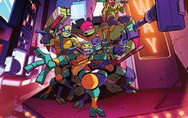 Les Tortues Ninja reviennent dans la bande-annonce de leur nouvelle série : Rise of the Teenage Mutant Ninja Turtles
