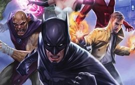 Justice League Dark : découvrez les concepts arts impressionnants d'une version qu'on ne verra jamais