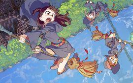 Little Witch Academia : l'animé magique qui enterre Harry Potter ?