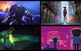 Love Death & Robots : la série Netflix de David Fincher et Tim Miller fait le plein d'images dans un trailer épileptique