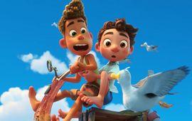 Disney : bide en  Chine, Luca prend l'eau