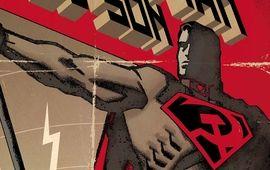 Superman pourrait voir rouge dans l'adaptation animée du mythique Red Son
